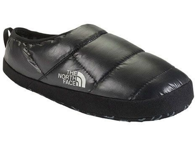 The North Face NSE Tent Mule III Shoes Herr shiny black/black